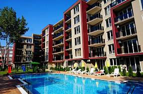 Bulgaria Estate - Sunny Beach Apartment For Sale Vip Park