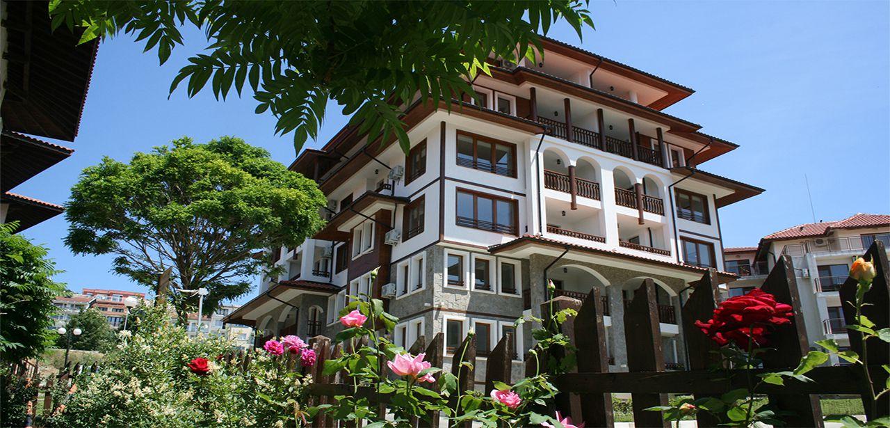 Недвижимость в Приморско, Болгария - на продажу