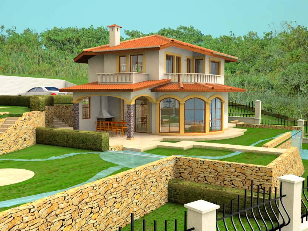 New build house varna bulgaria for Homes to build on acreage