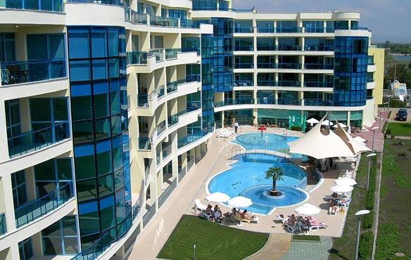 Marina Holiday Club Pomorie Bulgaria