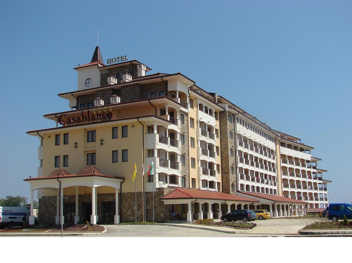 Apart hotel casablanca obzor bulgaria for Aparte hotel