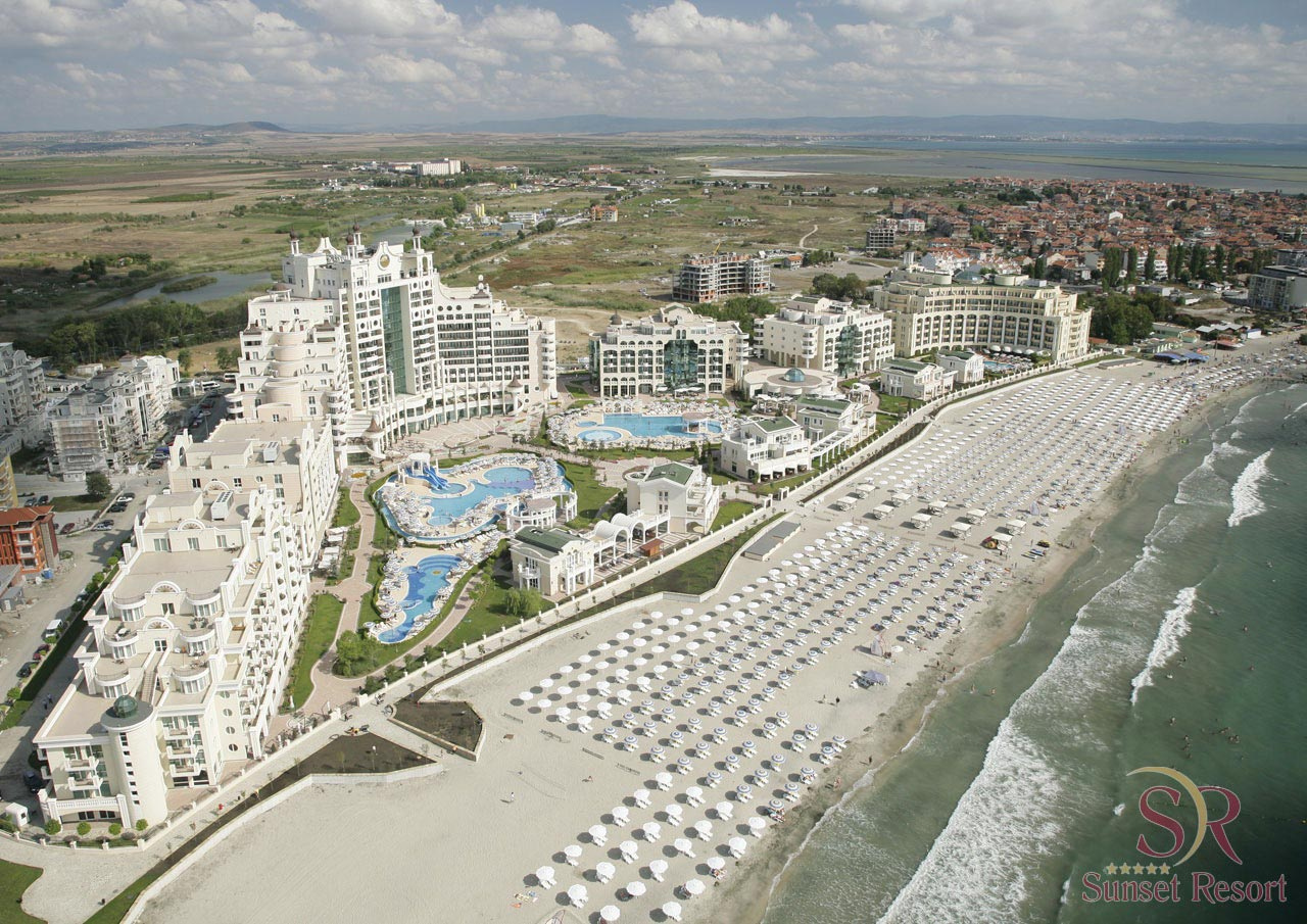 Sunset resort pomorie bulgaria Sunset lodge
