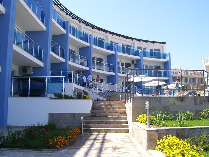 Форт Нокс - недвижимость в Болгарии от застройщика