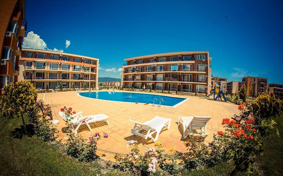 Bedroom Beach Club Nessebar Bulgaria