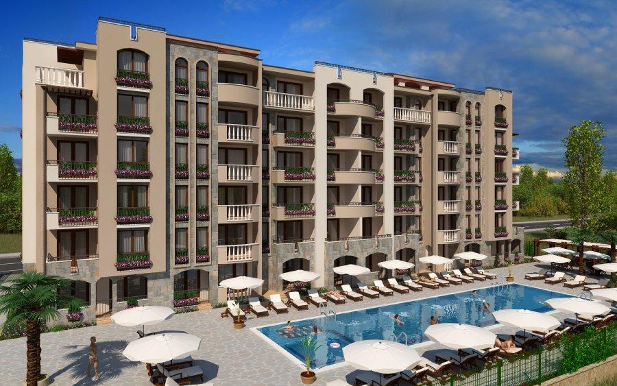 Созополь квартиры в Болгарии - купить Созополь квартиры в