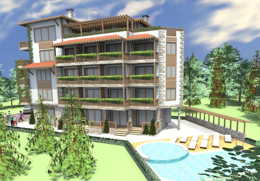 Продажа трехкомнатной квартиры в городе Благоевград