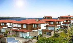 Bulgaria Estate - Lozenetz House For Sale Thracian Beach