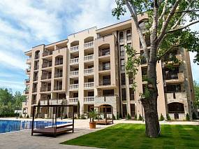 Bulgaria Estate - Sunny Beach Apartment For Sale Cascadas 5