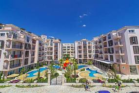 Bulgaria Estate - Sunny Beach Apartment For Sale Romance