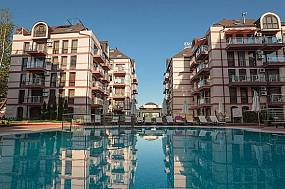 Bulgaria Estate - Sunny Beach Apartment For Sale Tarsis 2