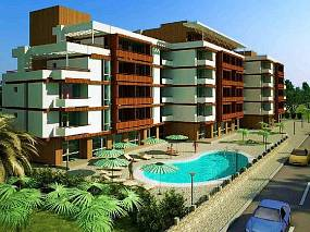 Bulgaria Estate - Sunny Beach Apartment For Sale Topoli