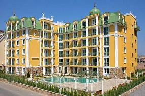Bulgaria Estate - Sunny Beach Apartment For Sale Golden Hermes
