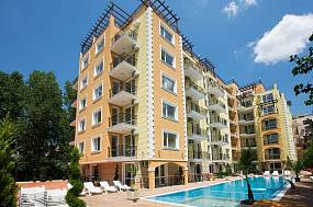 Bulgaria Estate - Sunny Beach Apartment For Sale Sweet Homes