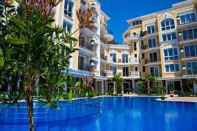 Bulgaria Estate - Sunny Beach Apartment For Sale Mesambria Palace