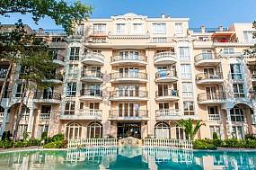 Bulgaria Estate - Sunny Beach Apartment For Sale Dawn Park Royal - Venera Palace